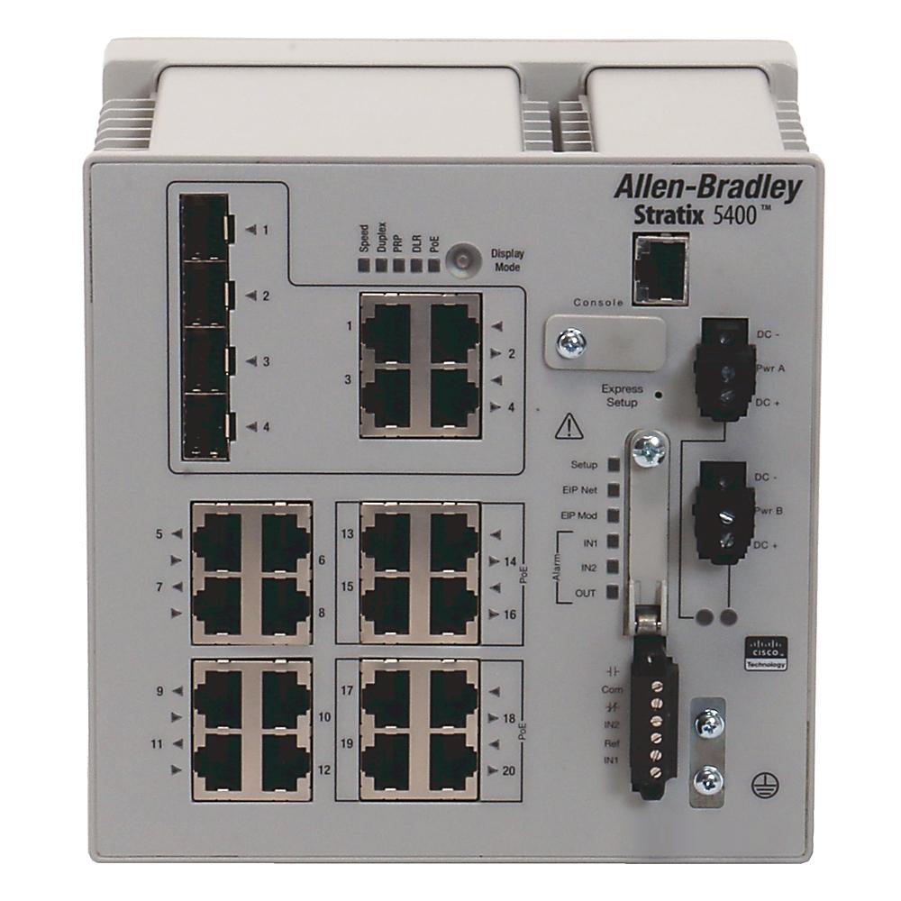 Stratix 5400 Basic Configuration 13 Ports Or More